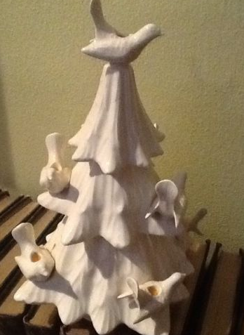 Ceramic Xmas tree - Cool Vintage Finds Store on eBay